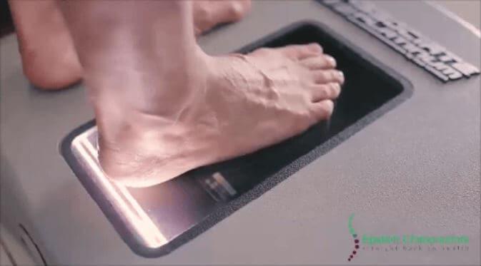 chiropractor | foot scanning | epstein chiropractors